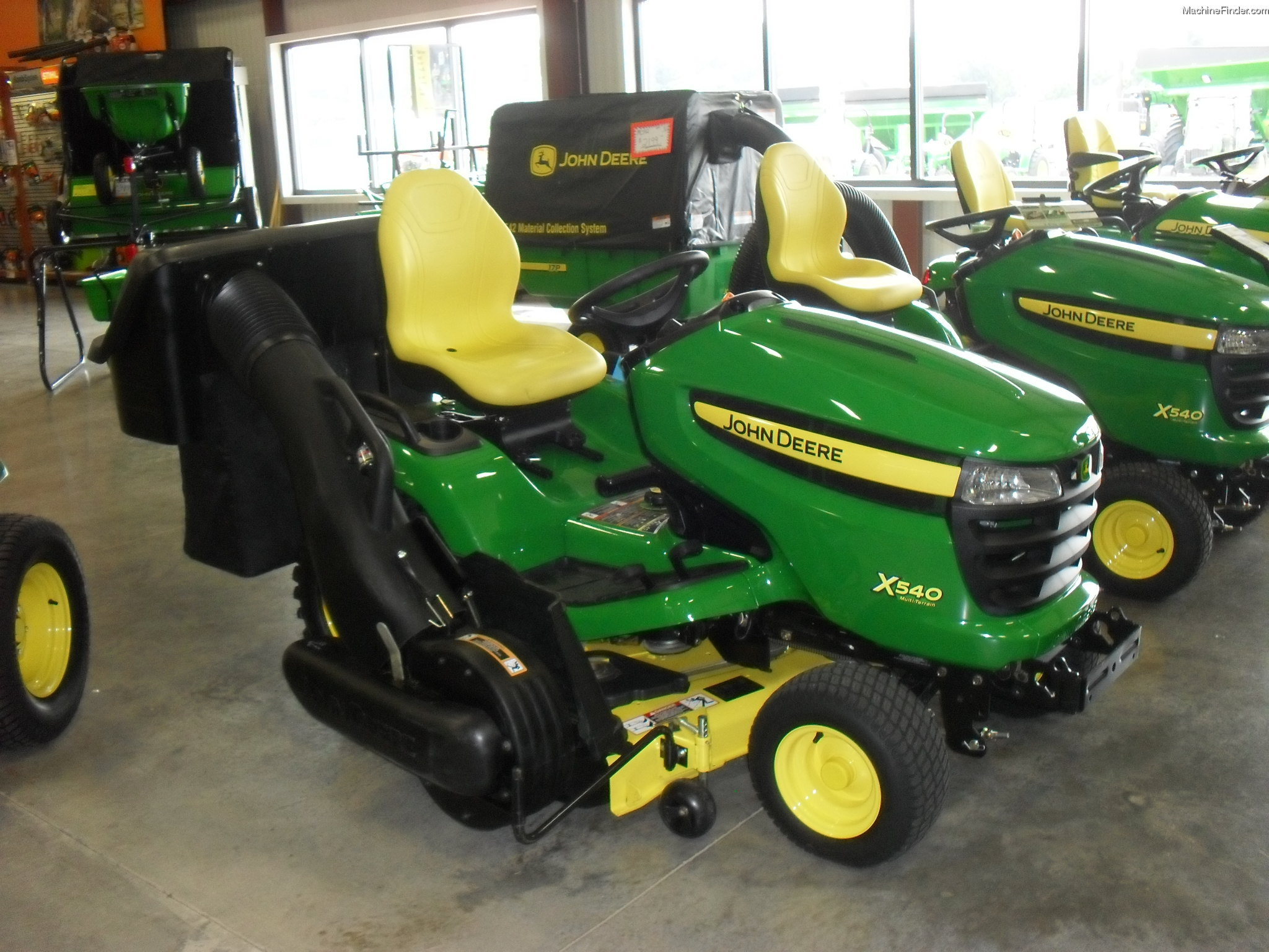 2011 John Deere X540 Lawn & Garden and Commercial Mowing ...