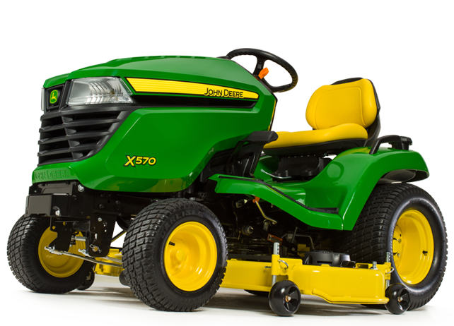 X500 Select Series Lawn Tractor | X570, 48-in. Deck | John ...