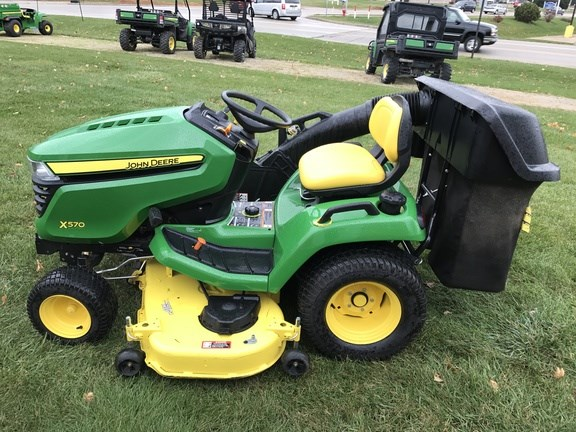 2016 John Deere x570 Riding Mower For Sale » John Deere ...