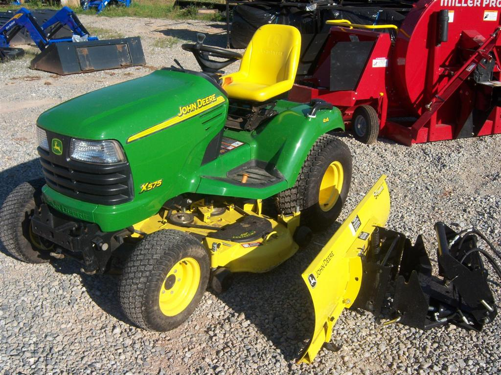 Shop John Deere Z245 23-HP V-Twin Hydrostatic 48 Zero ...
