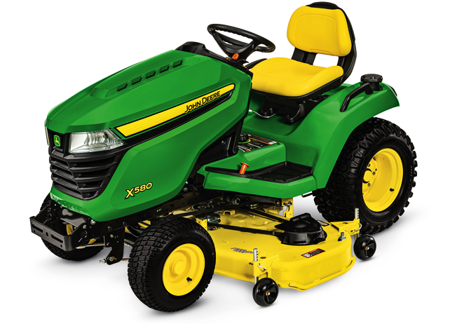 X500 Select Series Lawn Tractor | X580, 54-in. Deck | John ...