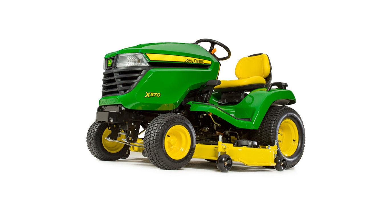 X500 Select Series Lawn Tractor | X590, 54-in. Deck | John ...
