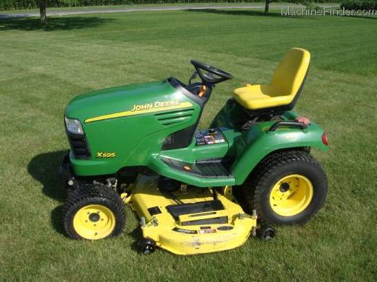 2005 John Deere X595 Lawn & Garden and Commercial Mowing ...