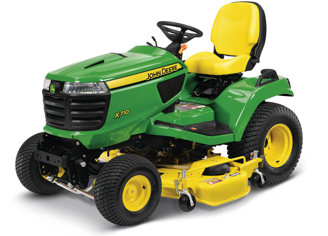 Riding Mowers│X710 Signature Series │John Deere CA