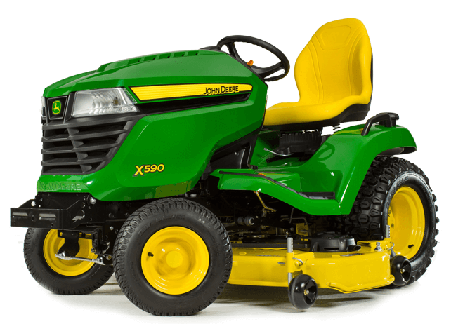 John Deere Heavy Duty Lawn Mowers