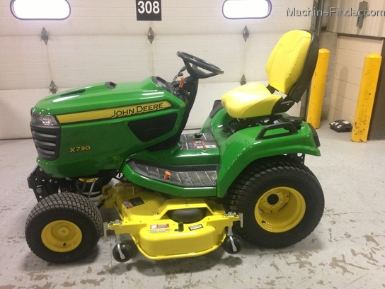 2013 John Deere X730 Lawn & Garden and Commercial Mowing ...