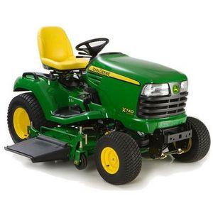 John Deere 48 24hp Ultimate Lawn Tractor X740 Reviews ...