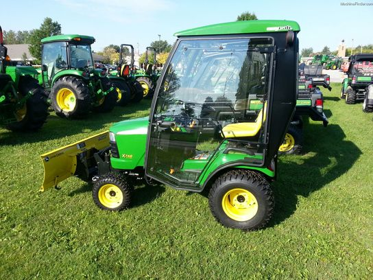 2010 John Deere X748 Lawn & Garden and Commercial Mowing ...