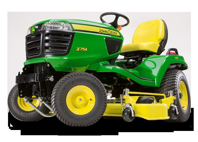 X754 | Diesel Mowing Tractors | John Deere