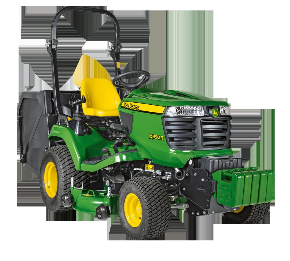 Alquilar tractor cortacesped john deere x950r jardineria y ...