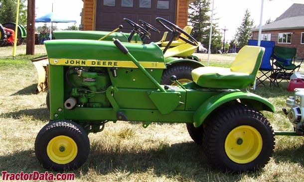 TractorData.com John Deere 60 tractor photos information