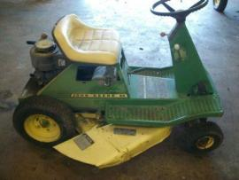 Cost to Transport a JOHN DEERE MODEL 65 LAWN TRACTOR PARTS ...