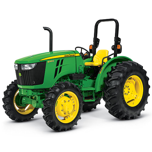 John Deere 5065E 65-HP Utility Tractor - AG-POWER