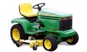 TractorData.com John Deere 355 tractor engine information