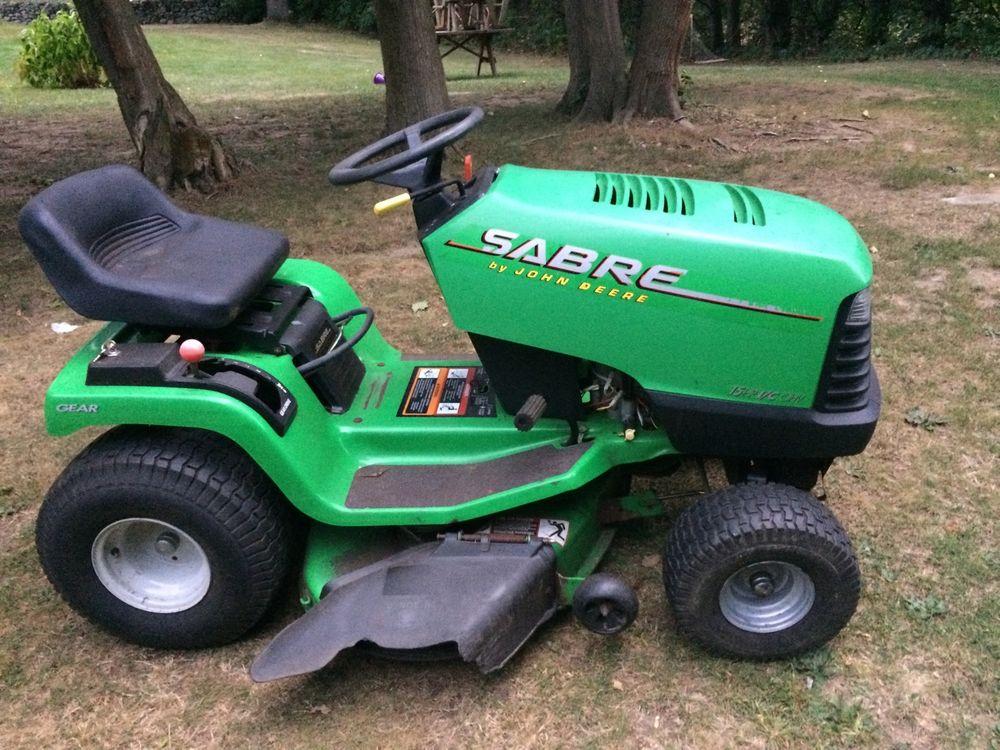 Sabre By John Deere Lawn Tractor | eBay