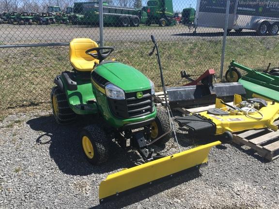 2015 John Deere D170 - Lawn & Garden Tractors - John Deere ...