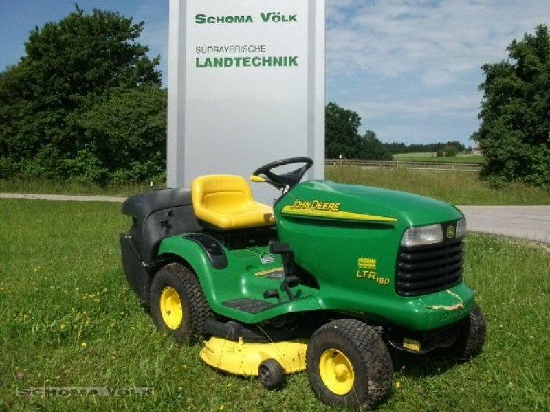 John Deere LTR 180 Lawn tractor - technikboerse.com