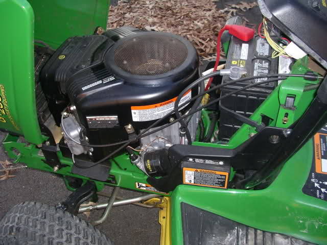Dilemma: 116 or GT235-E - Page 2 - MyTractorForum.com ...