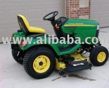 John Deere Garden Tractor Lawn Mower X465 Aws - Buy Lawn ...