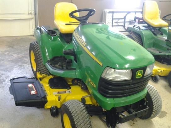 2002 John Deere X475 AWS Lawn & Garden and Commercial ...