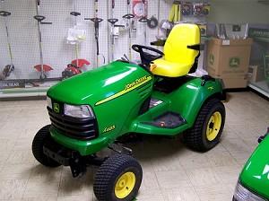 John Deere X400 X500 X700 HD Garden Tractor Seat Wtih ...
