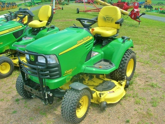 2005 John Deere X485 Lawn & Garden and Commercial Mowing ...