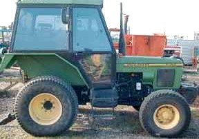 John Deere 2100 - Tractor & Construction Plant Wiki - The ...
