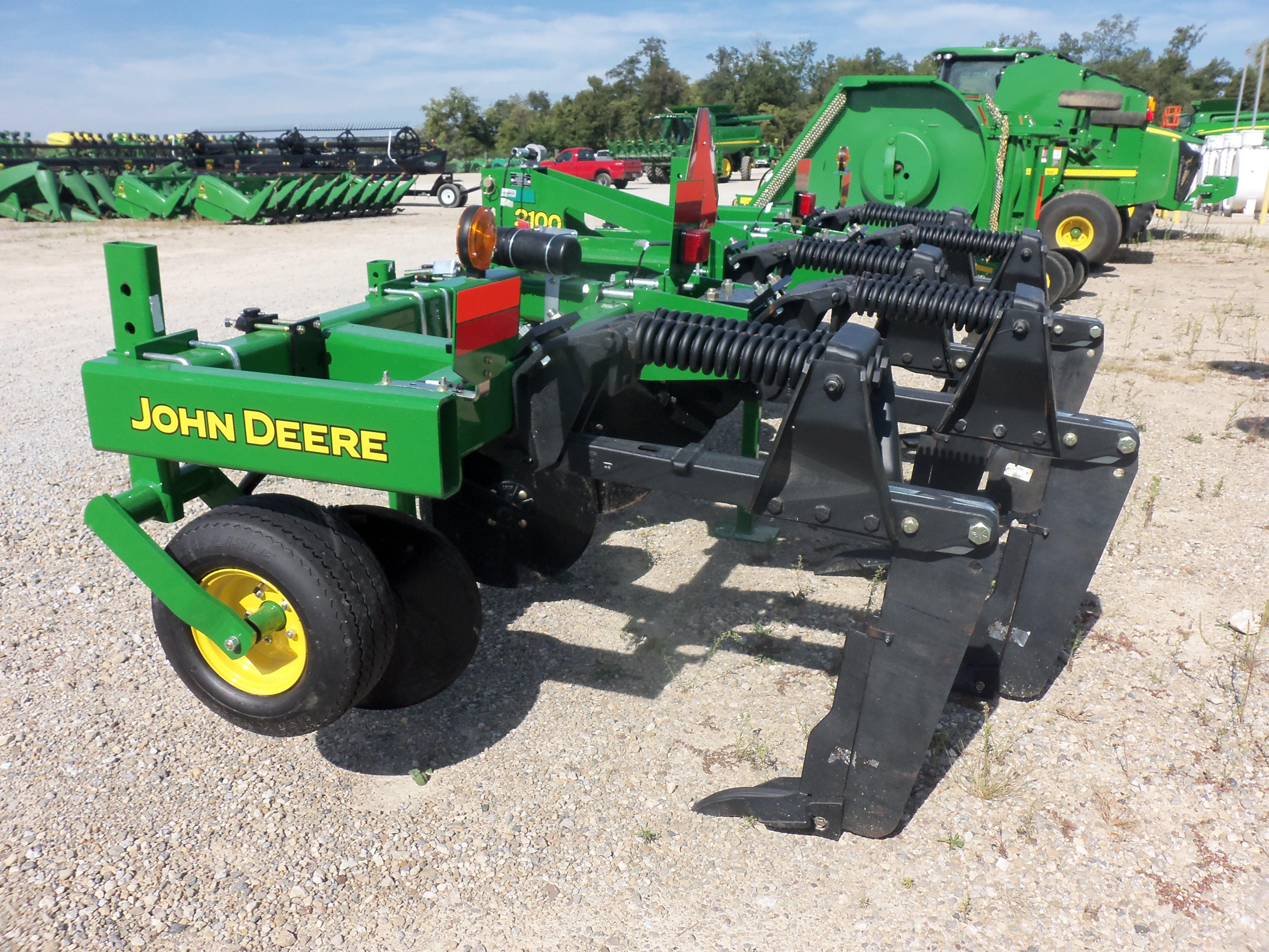 John Deere 2100 inline ripper | John Deere equipment ...