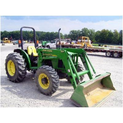 2004 JOHN DEERE 5105 Tractor- $2200   4x4 - Campers ...