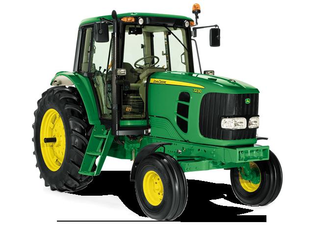 John Deere 7230 7030 7000 Series Large Tractors