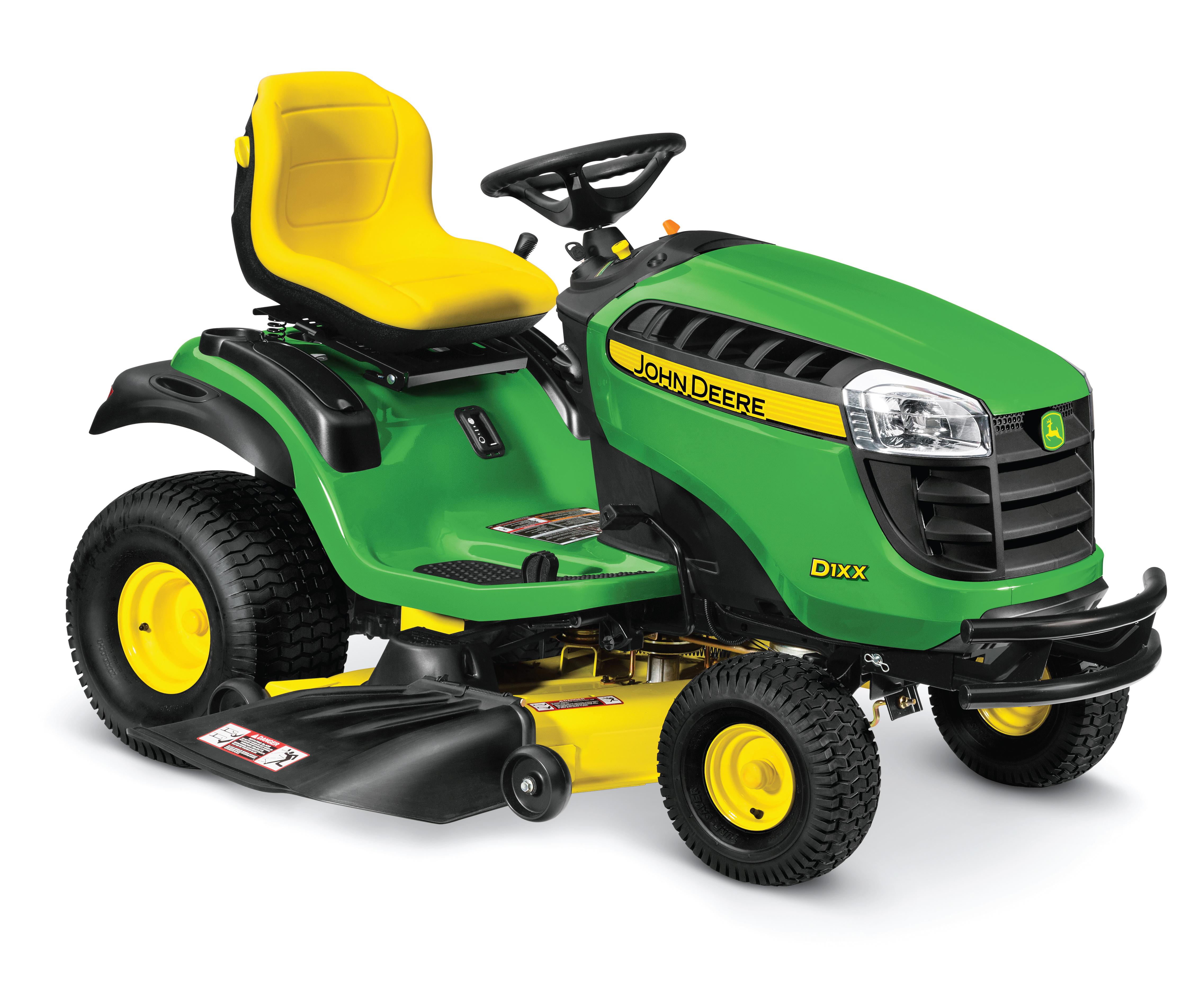 John Deere Recalls Riding Lawn Tractors Due to Crash ...