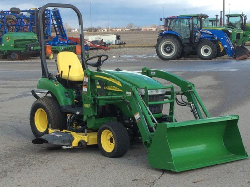 2006 John Deere 2305 Tractor #LV2305H224243 JD EQUIPMENT ...