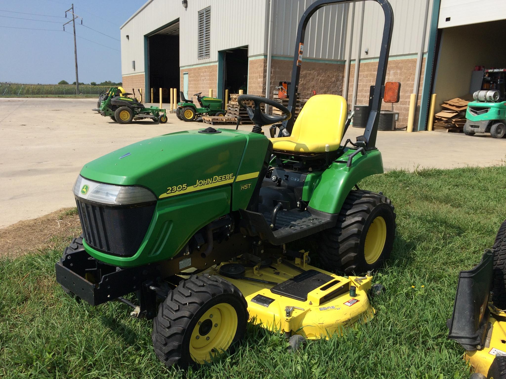 John Deere 2305 Compact Utility Tractors for Sale | [58420]