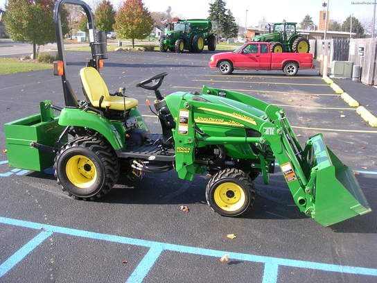 2008 John Deere 2305 Tractors - Compact (1-40hp.) - John ...
