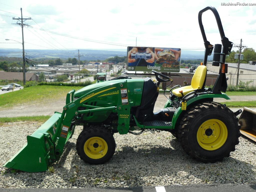 2010 John Deere 2520 Tractors - Compact (1-40hp.) - John ...