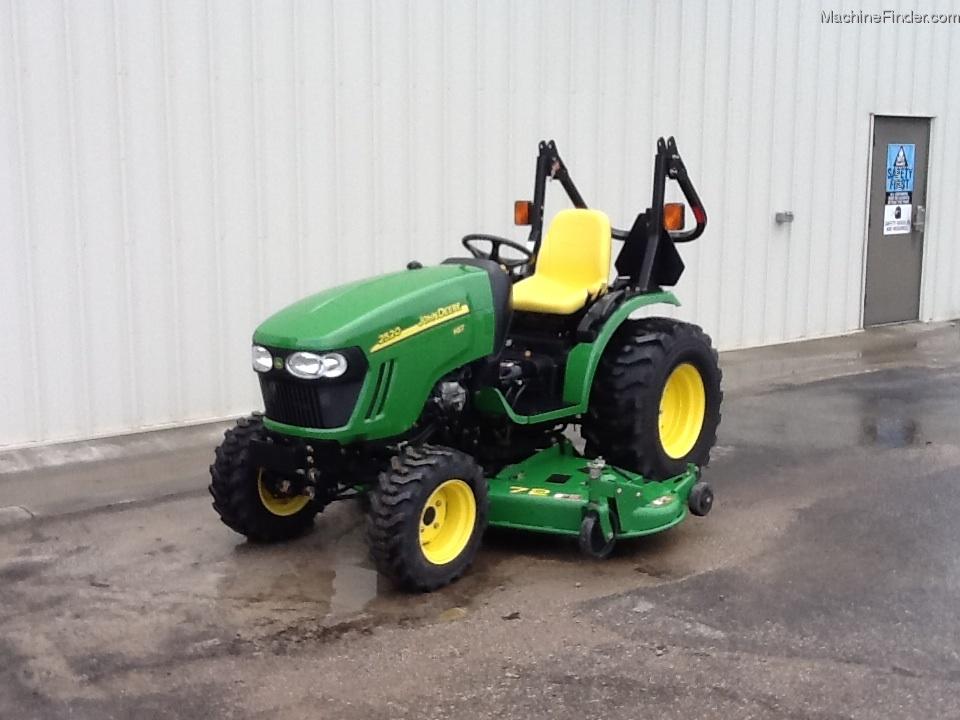 2006 John Deere 2520 Tractors - Compact (1-40hp.) - John ...