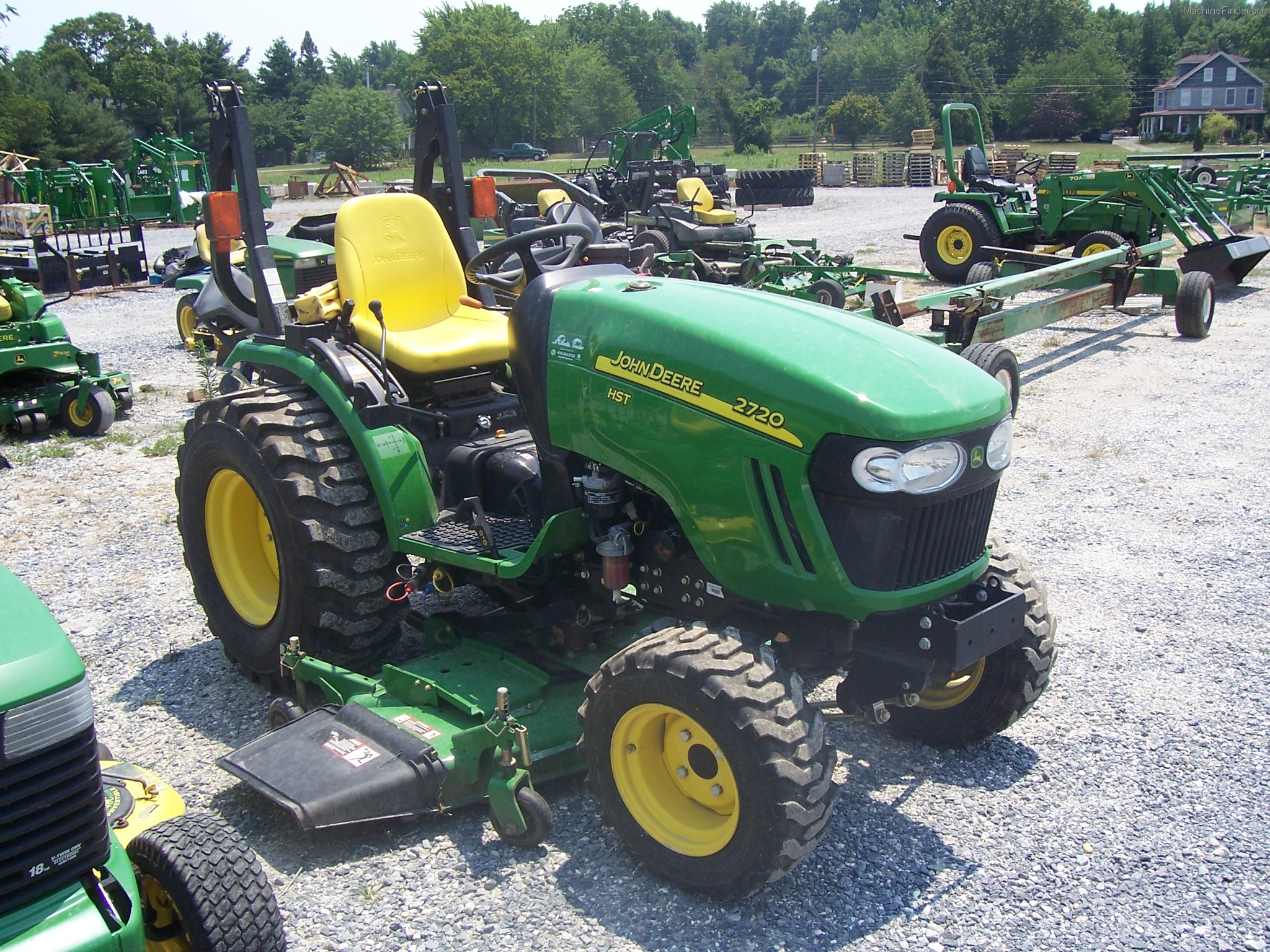 2010 John Deere 2720 Tractors - Compact (1-40hp.) - John ...