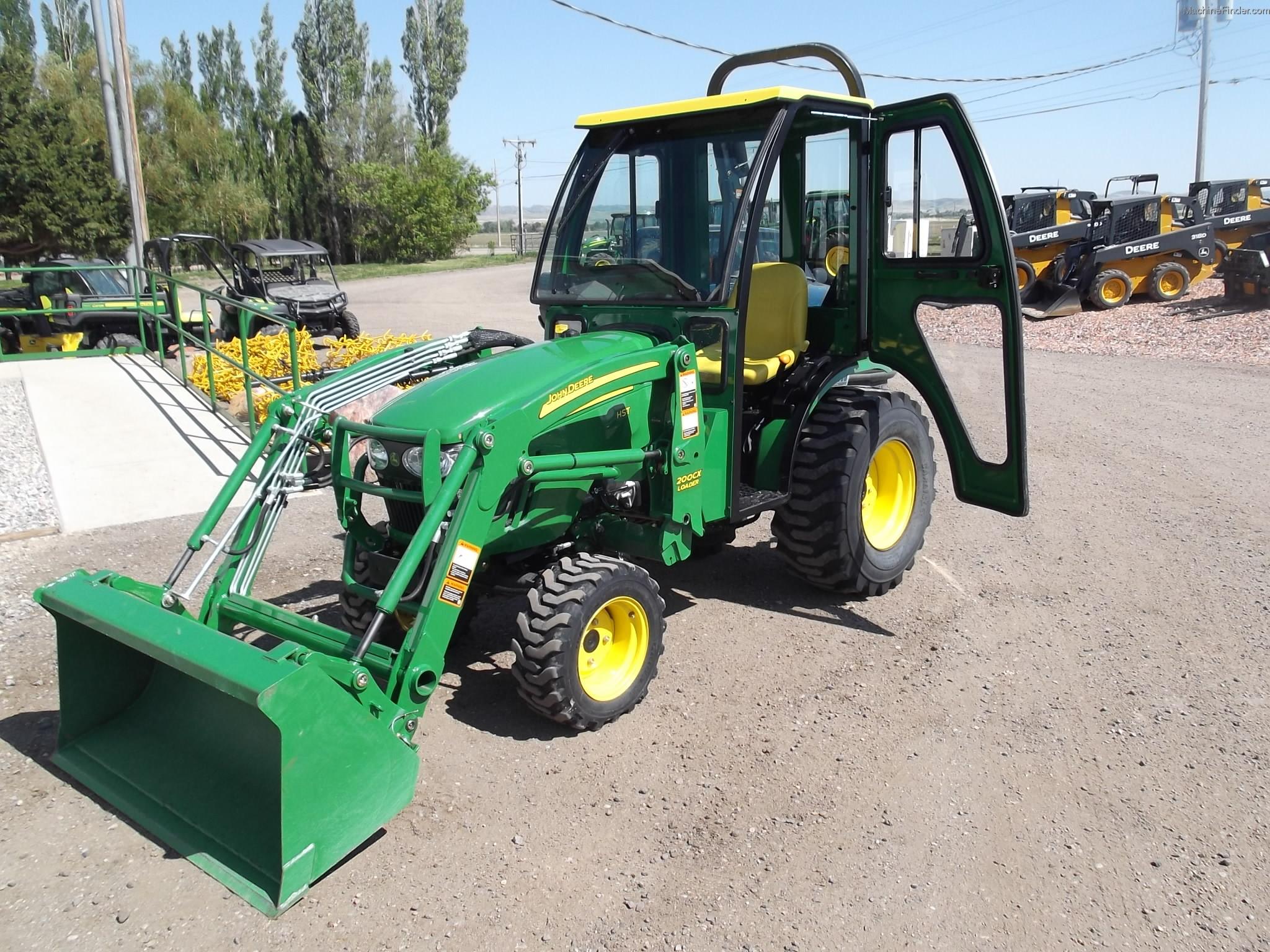 2008 John Deere 2720 Tractors - Compact (1-40hp.) - John ...