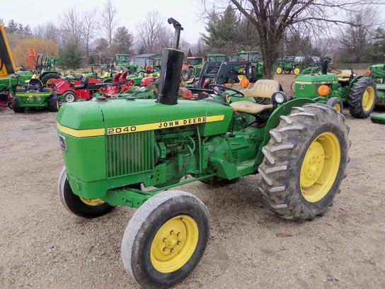 1978 John Deere 2040 Tractors - Compact (1-40hp.) - John ...