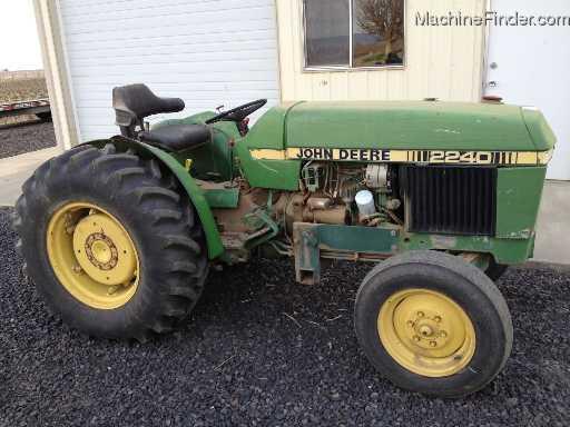1981 John Deere 2240 Tractors - Utility (40-100hp) - John ...