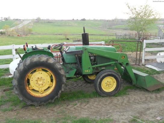 1980 John Deere 2240 Tractors - Utility (40-100hp) - John ...