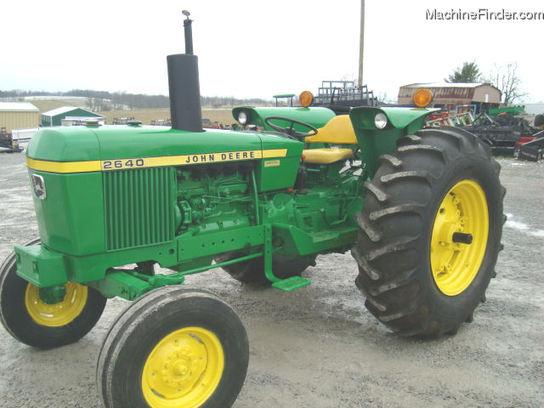 1976 John Deere 2640 Tractors - Utility (40-100hp) - John ...