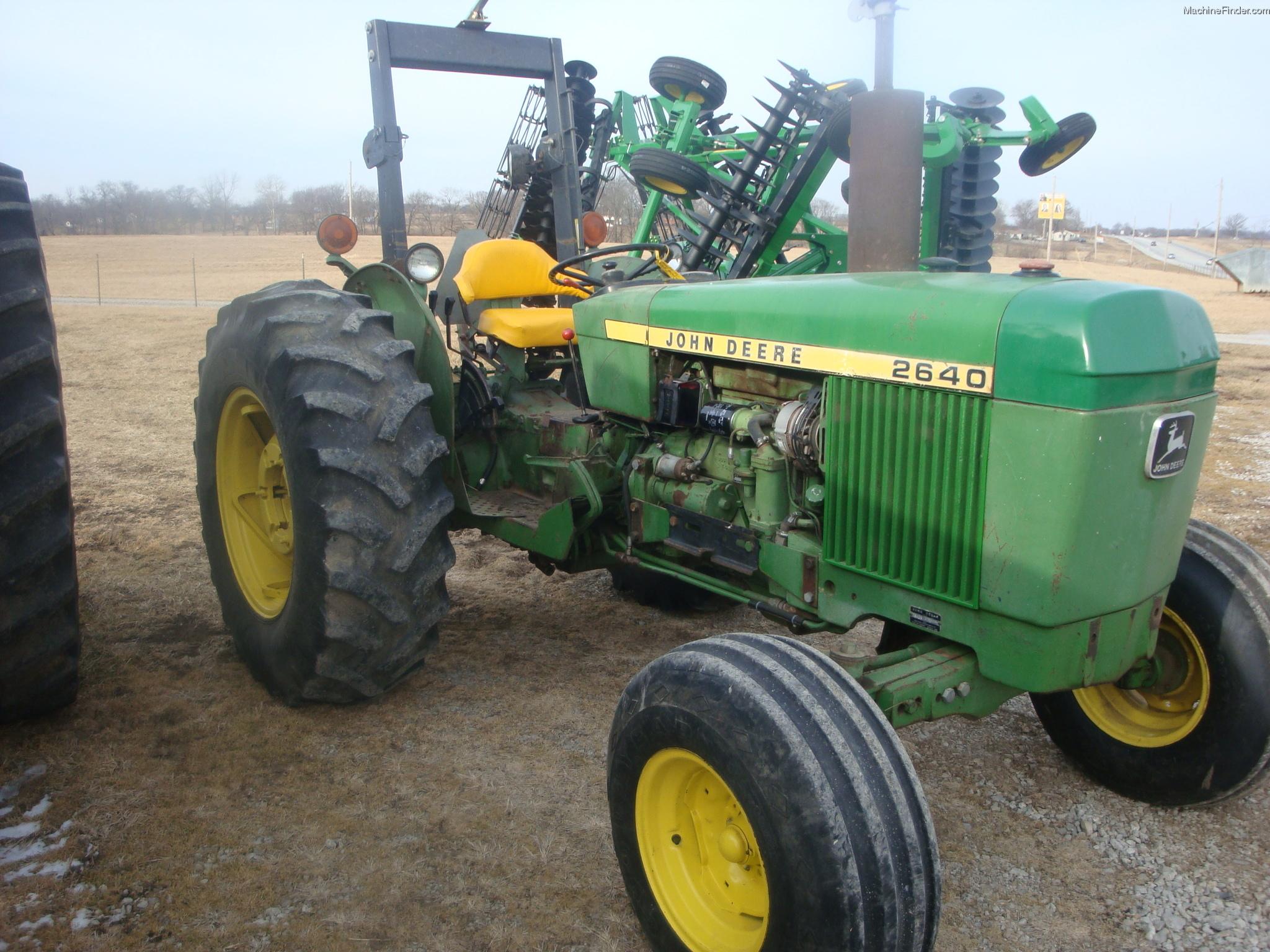 1979 John Deere 2640 Tractors - Utility (40-100hp) - John ...