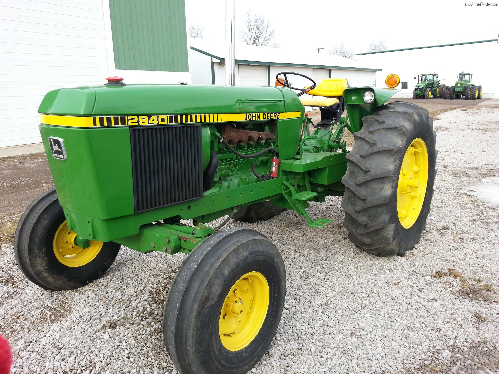 1981 John Deere 2940 Tractors - Row Crop (+100hp) - John ...