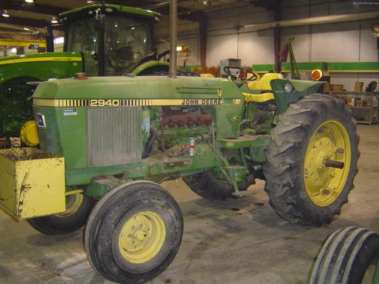 1981 John Deere 2940 Tractors - Utility (40-100hp) - John ...