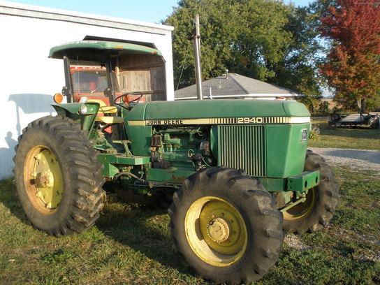 1982 John Deere 2940 Tractors - Utility (40-100hp) - John ...