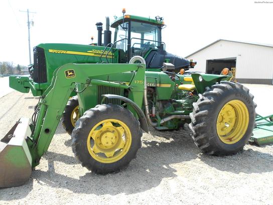 1983 John Deere 2550 Tractors - Utility (40-100hp) - John ...
