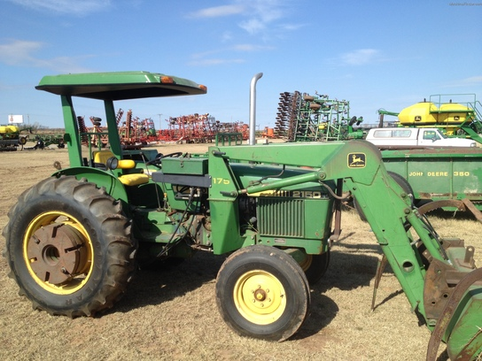 1983 John Deere 2150 Tractors - Utility (40-100hp) - John ...