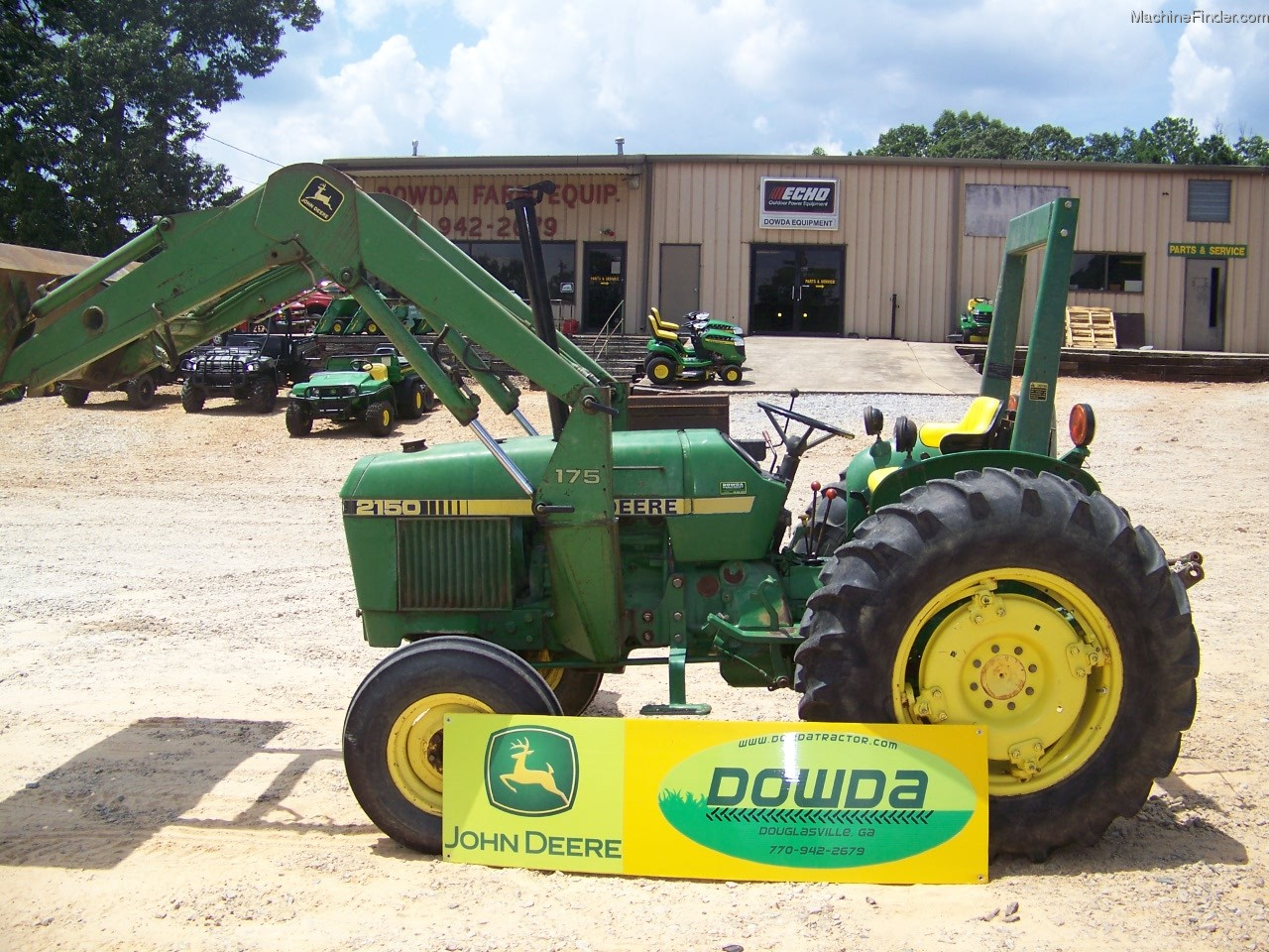 1985 John Deere 2150 Tractors - Utility (40-100hp) - John ...