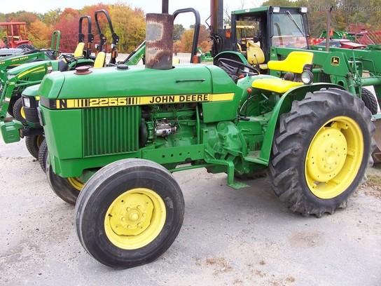John Deere 2255 Tractors - Utility (40-100hp) - John Deere ...